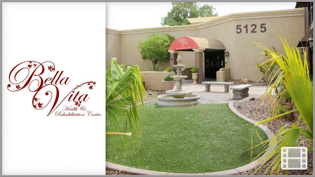 Bella vita tv bella vita health rehabilitation center for Vita house